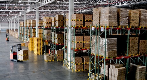 Asia Pacific's warehouses adapt to the e-commerce effect
