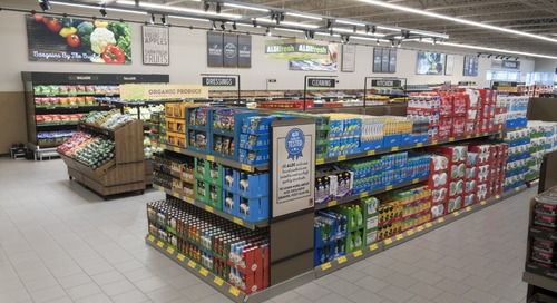 ALDI repositions itself to expand customer base