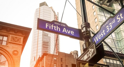 America's most expensive streets for office space