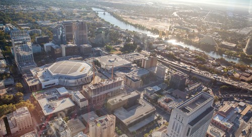 Can stadiums save downtowns—and be good deals for cities?