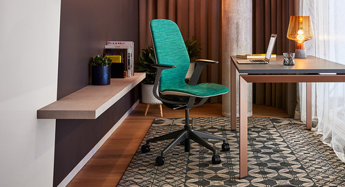 Office furniture that's good for your health and bottom line