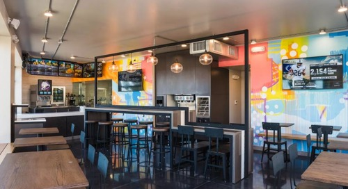 How fast-food chains are using design to go local