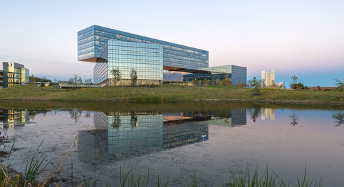 Transformed North American headquarters exceeds expectations