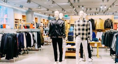 Why men still want to shop in-store