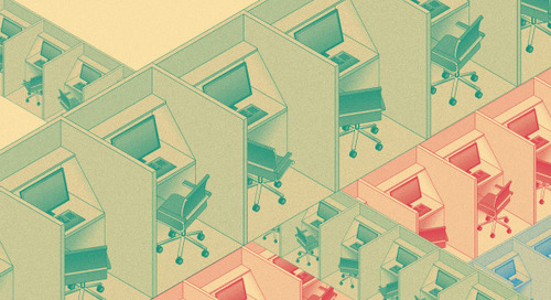 The open plan office sucks–it's also good for you