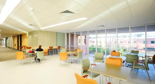 Building additional higher education facilities to accommodate for growth