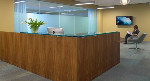 Consolidating three offices into one, in record time