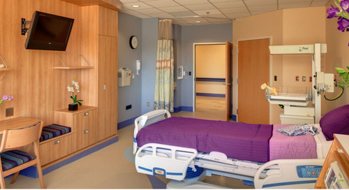 Updating hospitals to accommodate for tremendous growth