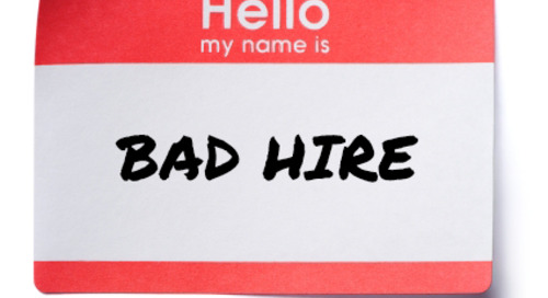 The True Cost of a Bad Hire