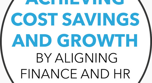 Aligning Finance and HR Whitepaper