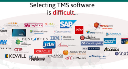 Making the TMS selection