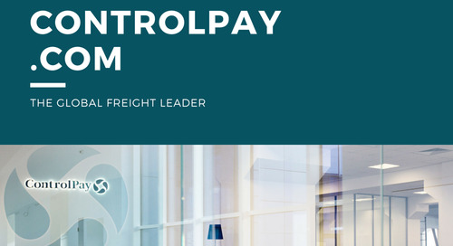 Freight Auditing: Why ControlPay is different