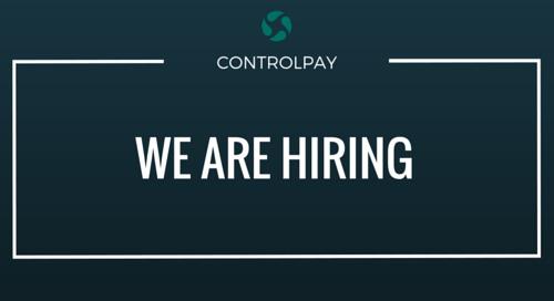 ControlPay is hiring!