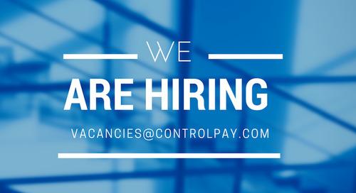 ControlPay Open Vacancies