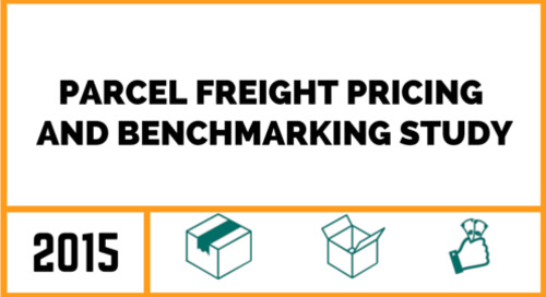 Parcel Freight: Pricing and Benchmarking study