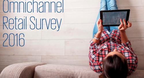 Omnichannel Retail survey 2016