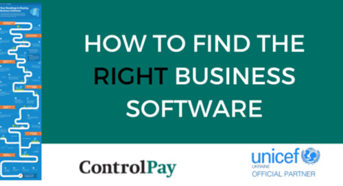 The road to buying the right Business Software