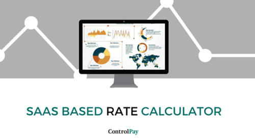 SaaS based Rate Calculator