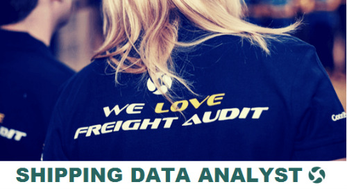 ControlPay vacancy - Shipping Data Analyst