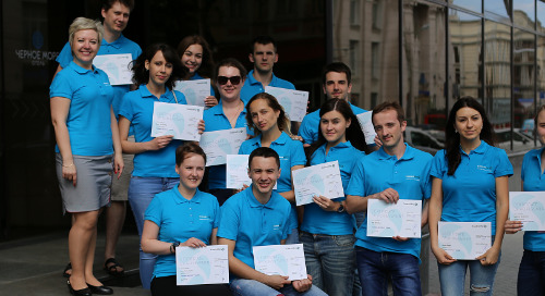 "Global Audit provider ControlPay : building a succesfull in-house ""Training University"" program"
