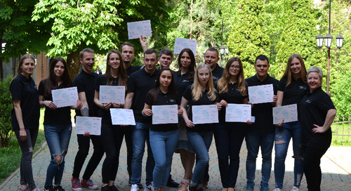 "In pursuit of excellence: another stage of the ControlPay ""Training University"" – completed!"