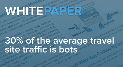 How to Defend Online Travel Websites in the Era of Site Scraping | White Paper