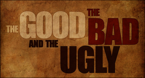 Web Scraping: The Good, the Bad and the Ugly