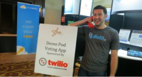 Distil Wins the Gluecon 2012 Demo Pod Competition