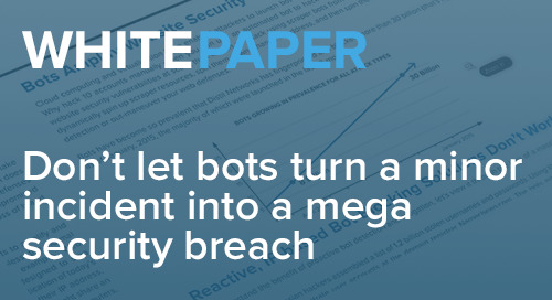 Does Your Website Security Address the Changing Threat Landscape? | White Paper