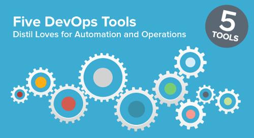 Top 5 DevOps Tools for Automation & Operations: Chef, Aptly, Jenkins, Logstash & Zabbix
