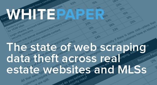 State of Web Scraping Data Theft Across Real Estate Websites & MLS Data