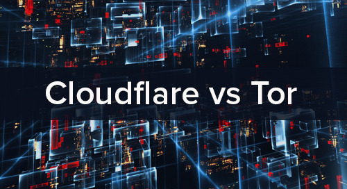 Cloudflare vs Tor: Is IP Blocking Causing More Harm than Good?