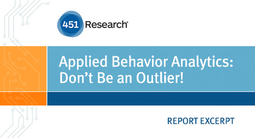 451 Buyer's Guide on Applied Behavior Analytics: Don't be an Outlier