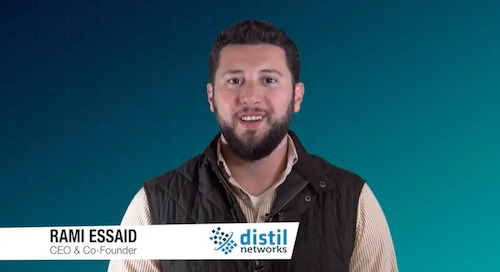 An Overview of Distil Networks from our CEO