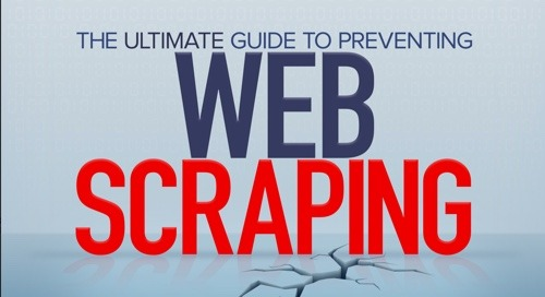 Cyber Security Threat Series: Web Scraping eBook