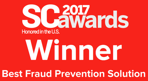 Distil Networks Wins 2017 SC Magazine Trust Award for Best Fraud Prevention Solution