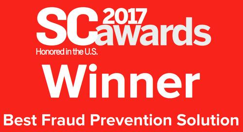 Distil Networks Wins 2017 SC Magazine Trust Award for Best Fraud Prevention Solution