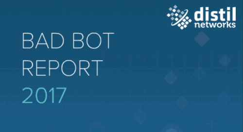 2017 Bad Bot Report | IT Security's Most In-Depth Analysis on Bad Bots