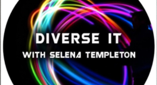 Selena Templeton, Discusses DIVERSE IT with Rami Essaid of Distil Networks