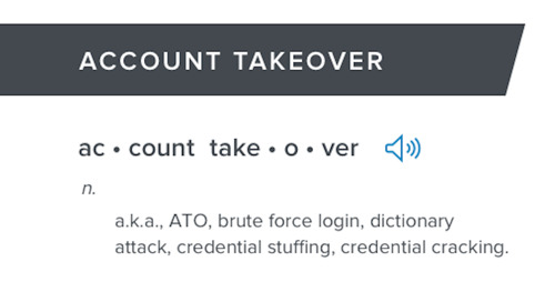 Infographic: Anatomy of Account Takeover Attacks