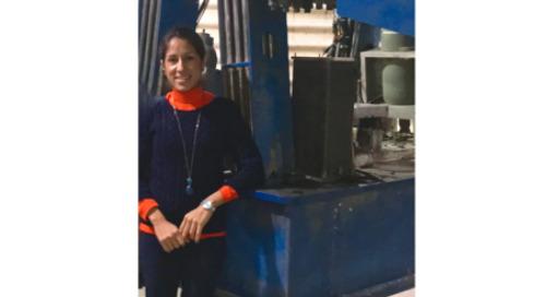 WFiT Scholarship Recipient: Jenny Ramirez
