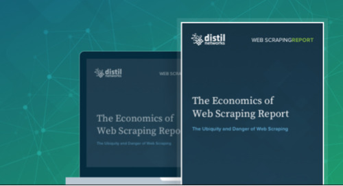 The Economics Of Web Scraping Report