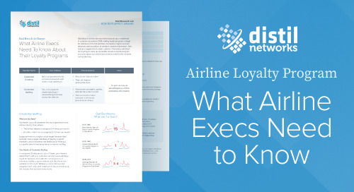 Airline Loyalty Programs: Protect Your Customer's Information and Your Business