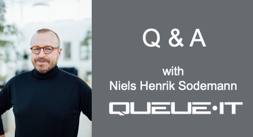 The Inside Track: Q&A with Queue-it CEO Niels Henrik Sodemann