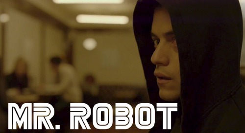 USA: Mr. Robot [Returning Series]