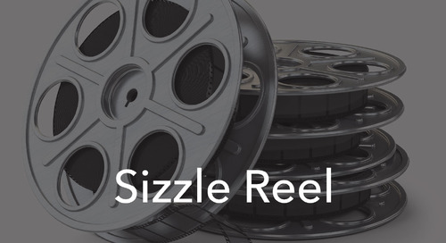 SIZZLE REEL: Programming Highlights [1Q17]