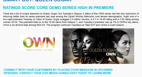 SMART BUY: Queen Sugar on OWN