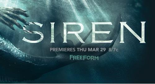 Freeform: Siren [New Series]