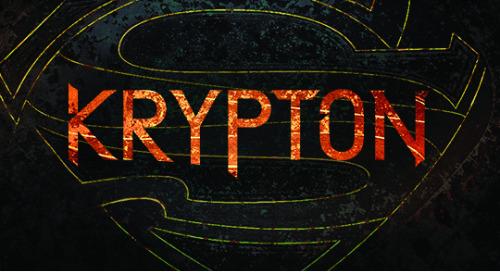 SYFY: Krypton [New Series]