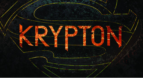 SYFY: Krypton [New Series]